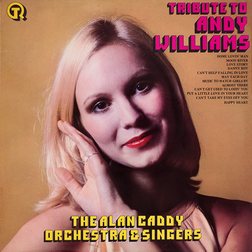 The Alan Caddy Orchestra and Singers - Tribute to Andy Williams