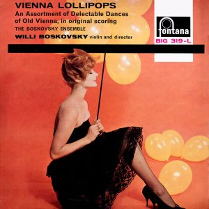 The Boskovsky Ensemble - Vienna Lollipops