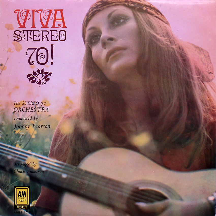 London Stereo 70 Orchestra - Viva Stereo 70!