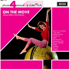 Werner Müller and His Orchestra - On The Move