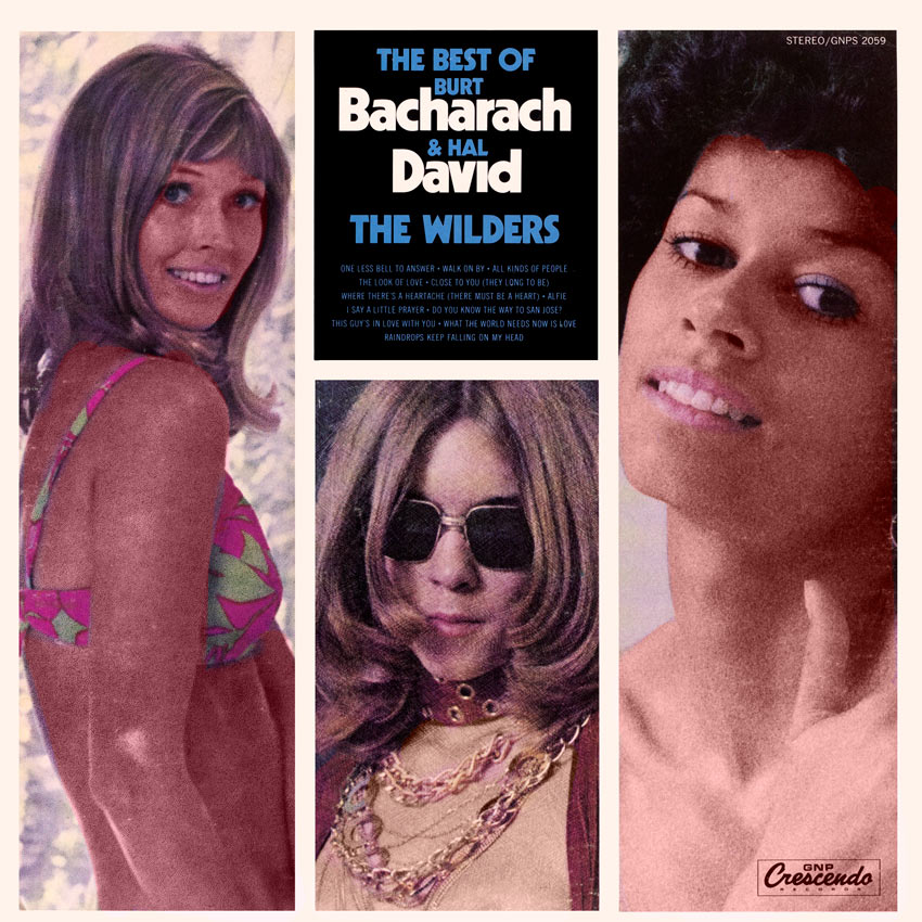 The Wilders - The Best of Burt Bacharach and Hal David