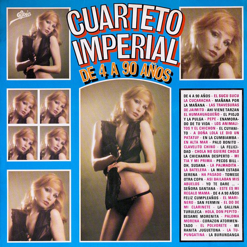 Cuarteto Imperial - De 4 A 90 Años