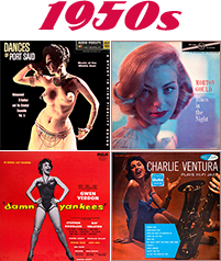 Cover Heaven beautiful record covers from the fifties