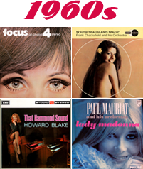 Cover Heaven beautiful record covers from the sixties