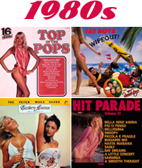 Cover Heaven beautiful record covers from the eighties