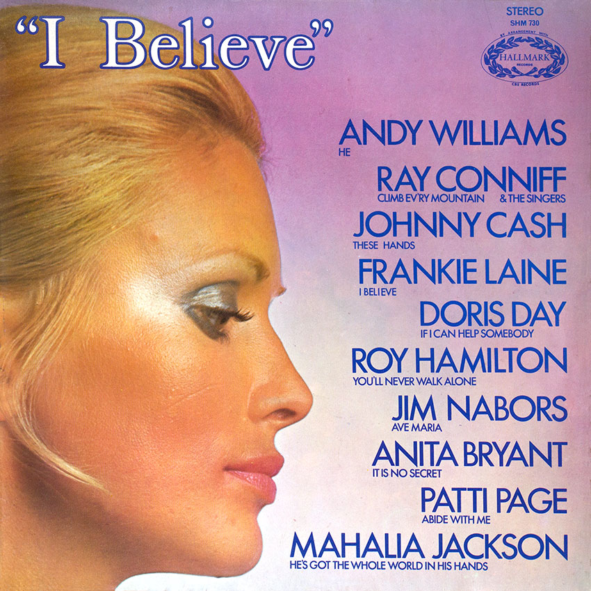 I Believe - Various Artists