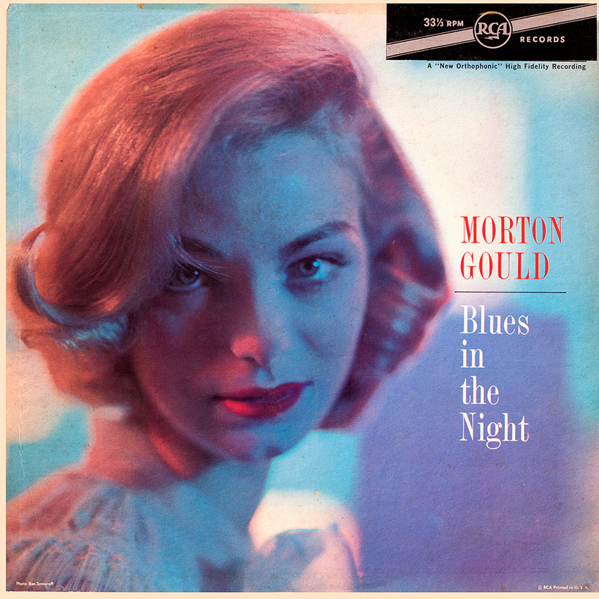 Morton Gould and His Orchestra – Blues in the Night