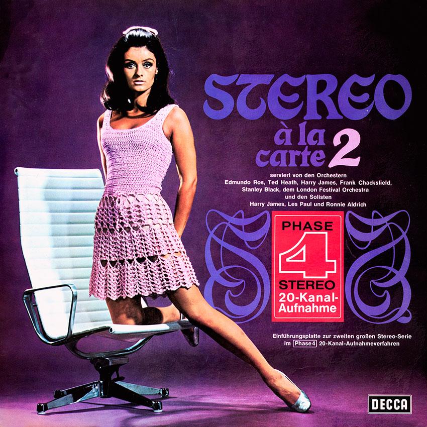 Stereo À La Carte 2 - Various Artists