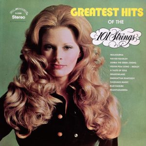 101 Strings - Greatest Hits - another beautiful record cover from Cover Heaven