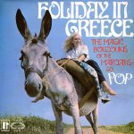 The Martians - Holiday In Greece - another great album cover from Cover Heaven