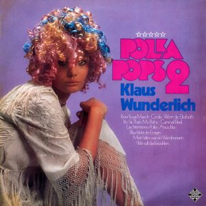 Klaus Wunderlich - Polka Pops 2 - another astounding record cover from Cover Heaven