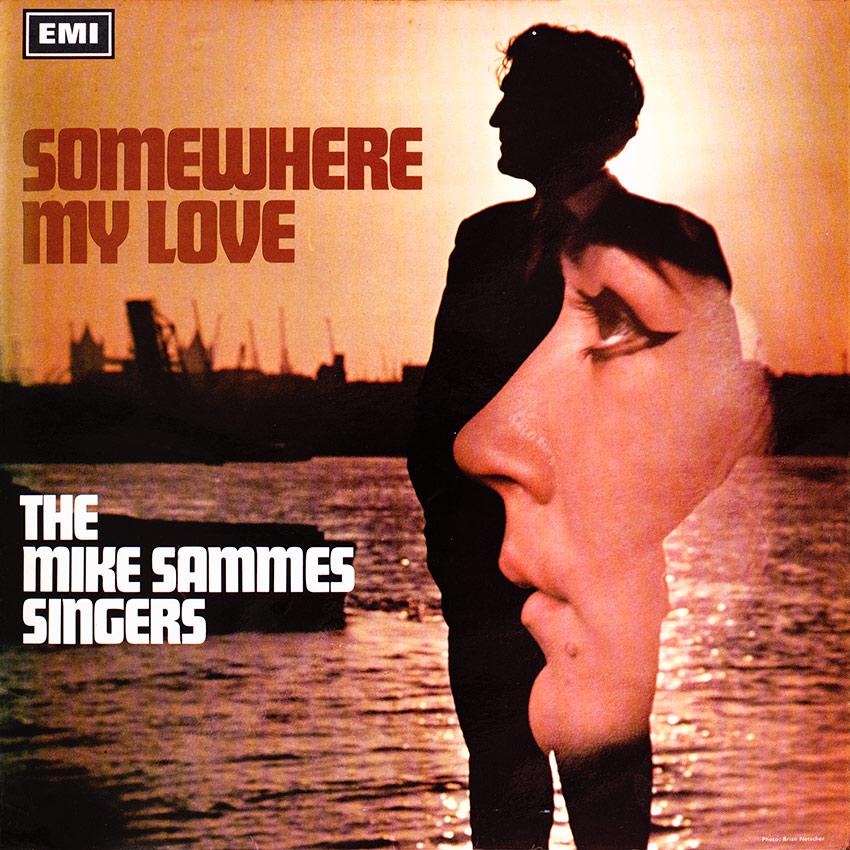 The Mike Sammes Singers – Somewhere My Love