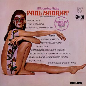 Paul Mauriat and His Orchestra - Blooming Hits - a splendid record cover from Cover Heaven