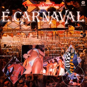 Carnaval Disco Banda ‎– Os Embalos Do Carnaval