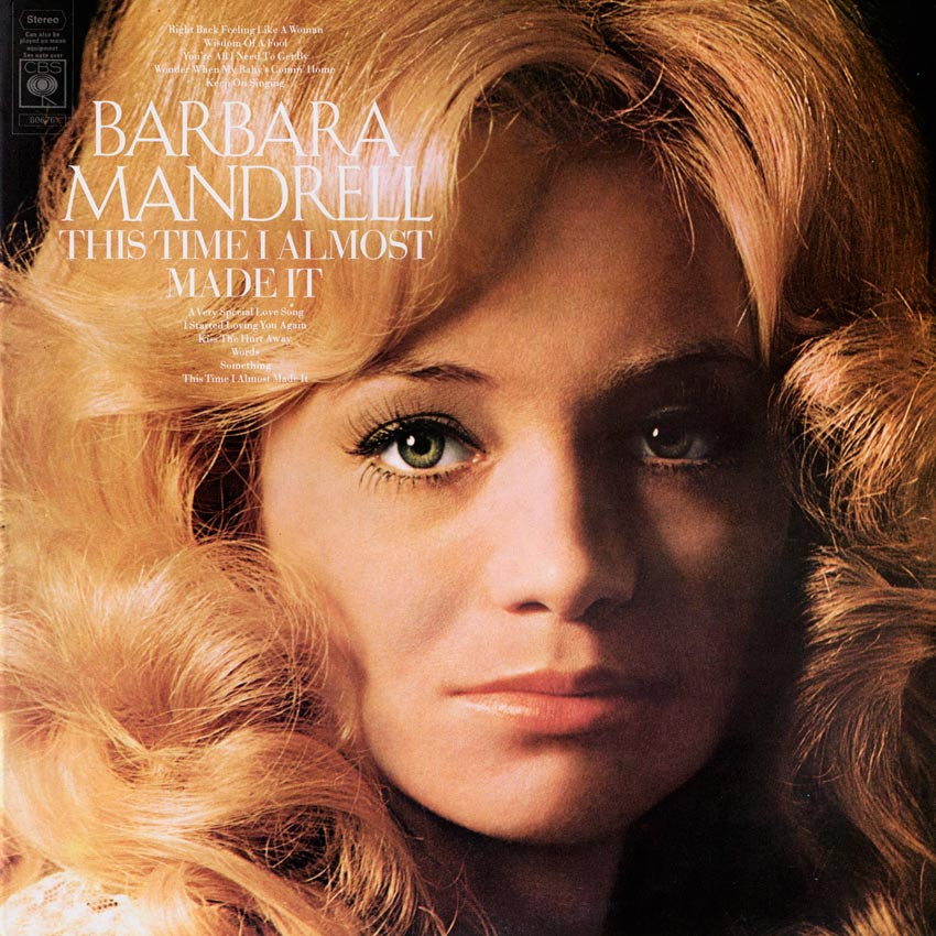 Barbara Mandrell - This Time I Almost Made It