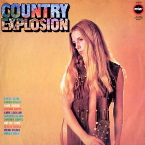 Country Explosion - Various Artists - Ember Records