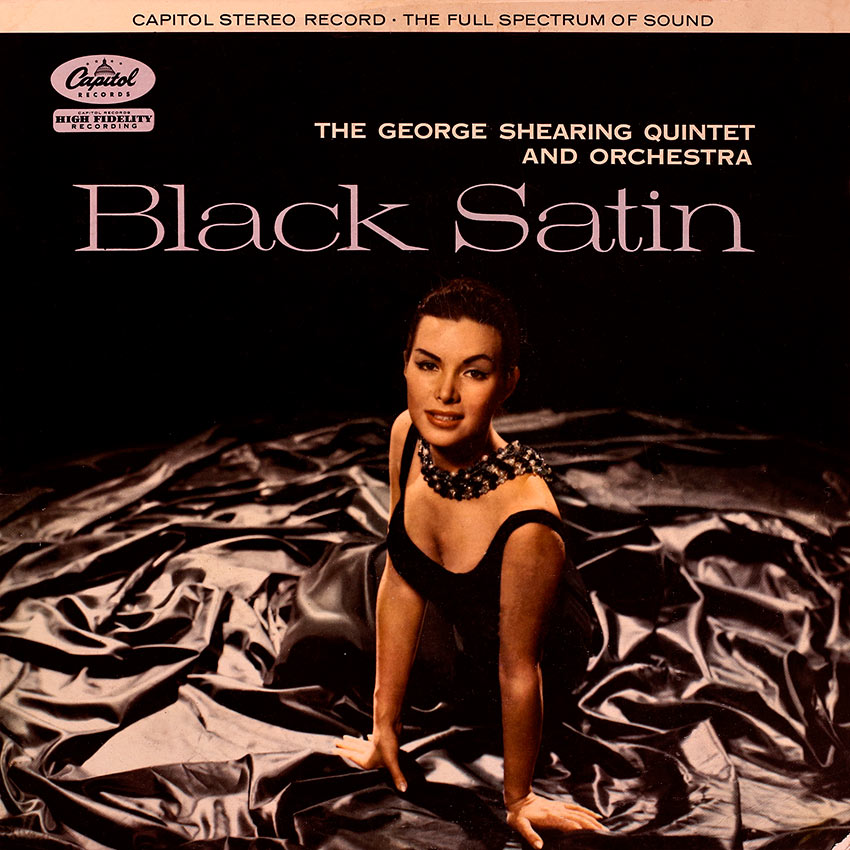 The George Shearing Quintet – Black Satin