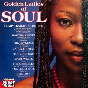 Golden Ladies Of Soul - Various Artists - Motown Hits