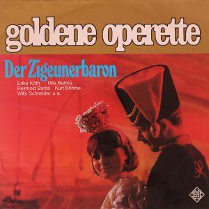 Der Zigeunerbaron - Goldene Operette