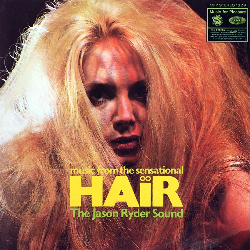 The Jason Ryder Sound - Music from the sensational Hair