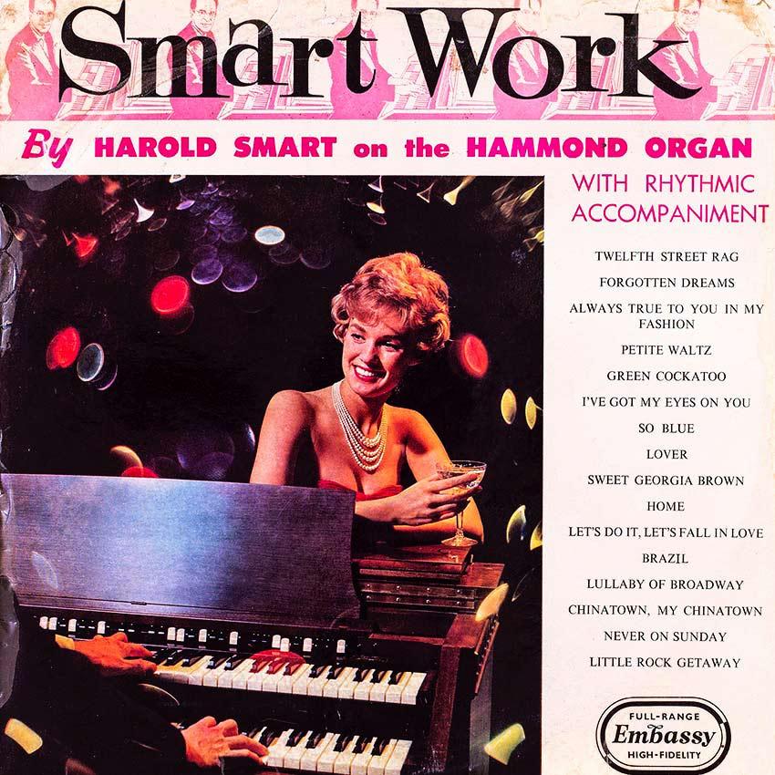 Harold Smart – Smart Work