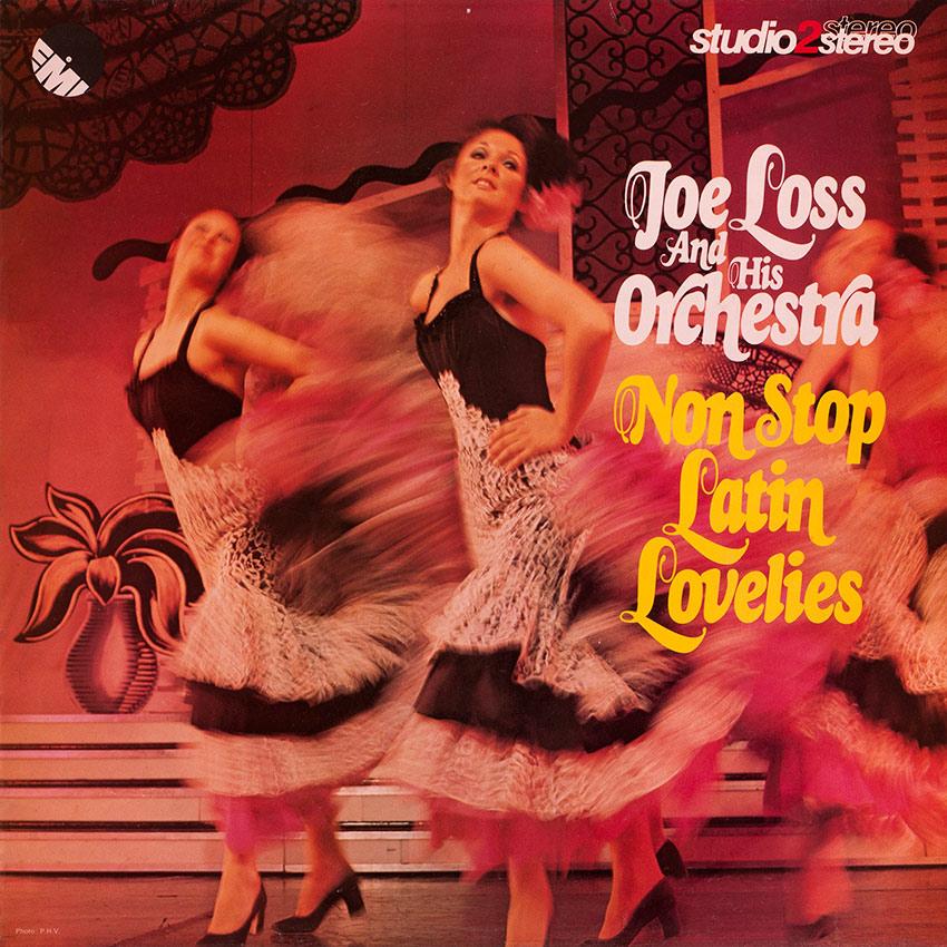 Joe Loss and His Orchestra – Non Stop Latin Lovelies