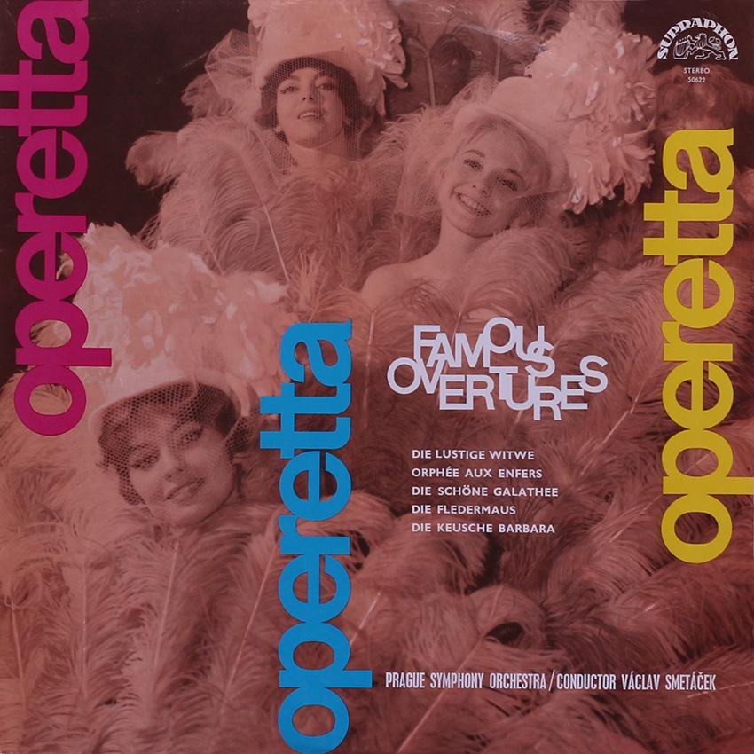 Prague Symphony Orchestra – Operetta