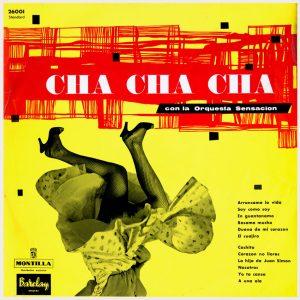 La Orquesta Sensacion - Cha Cha Cha