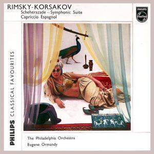 The Philadelphia Orchestra - Rimsky-Korsakov - Scheherazade - Symphonic Suite/Capriccio Espagnol