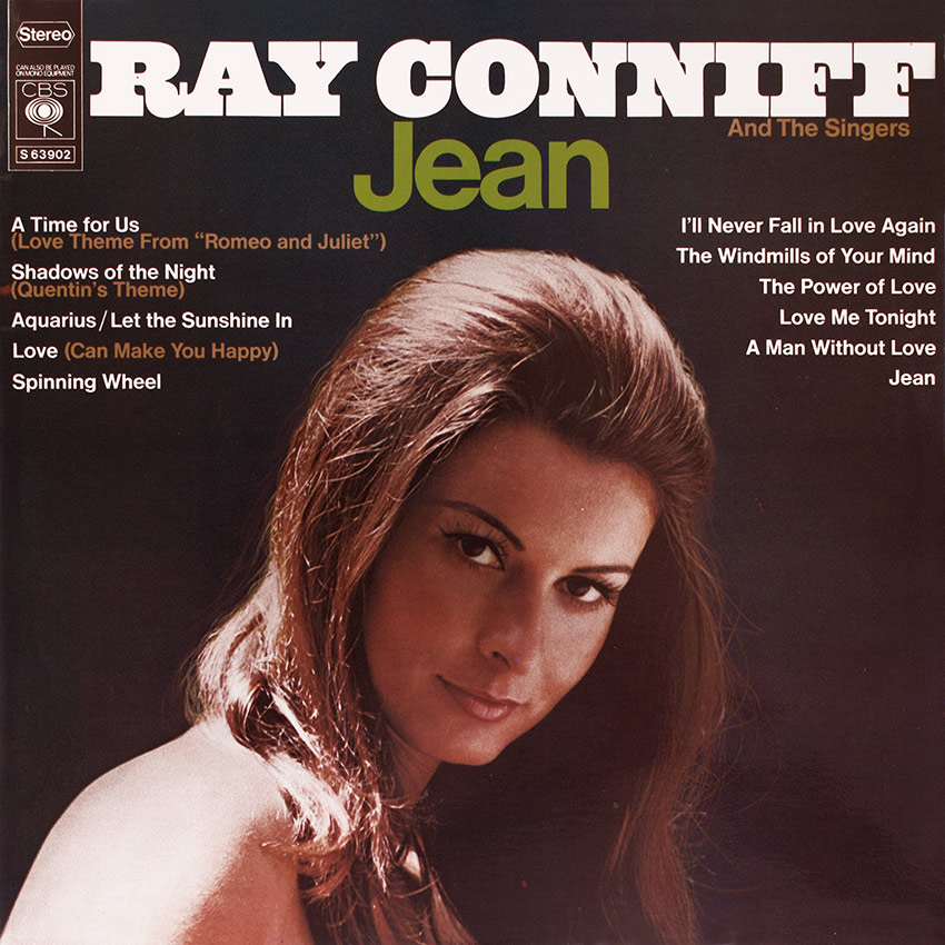 Ray Conniff and the Singers – Jean