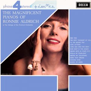 Ronnie Aldrich - The Magnificent Pianos of