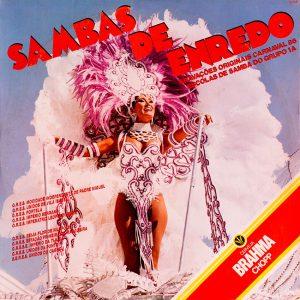 Sambas De Enredo - Gravaçóes Originals Carnaval 86 Escolas De Samba Do Grupo 1A
