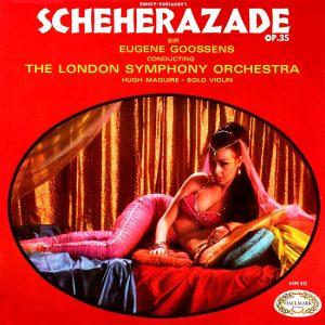 London Symphony Orchestra - Scheherazade