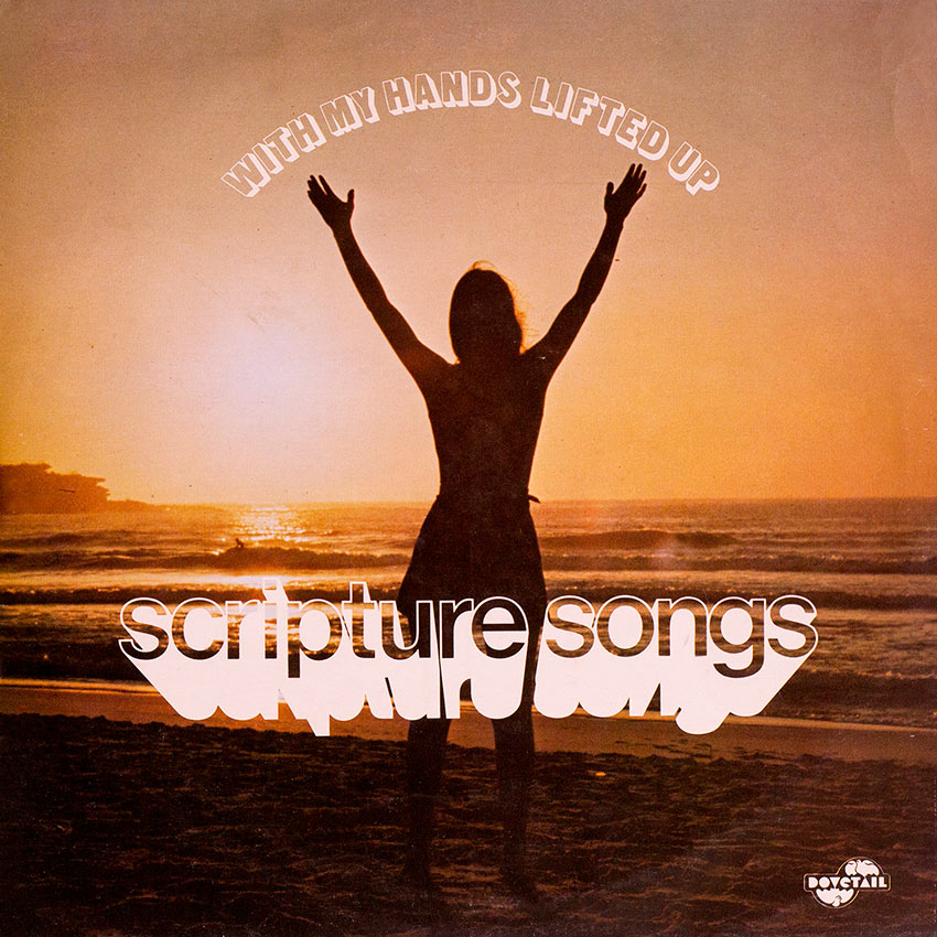 With My Hands Lifted Up – Scripture Songs – Various Artists