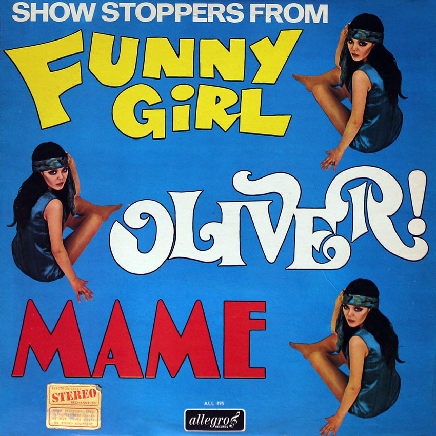 Showstoppers from Mame, Oliver & Funny Girl