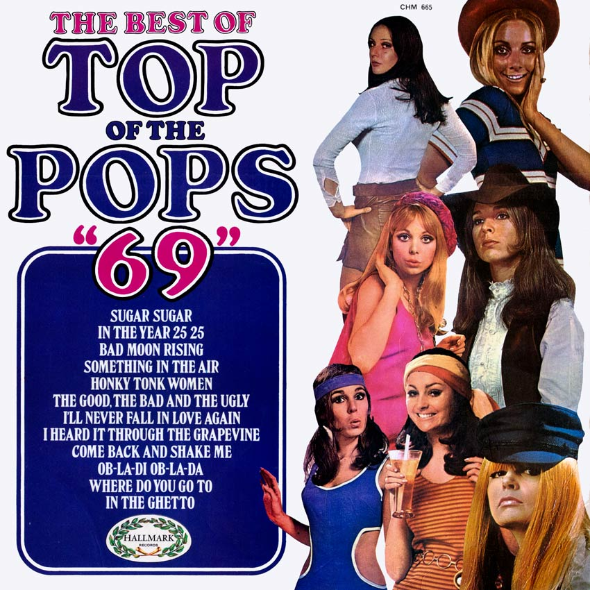 """Top of the Pops, the Best of """"69"""""""