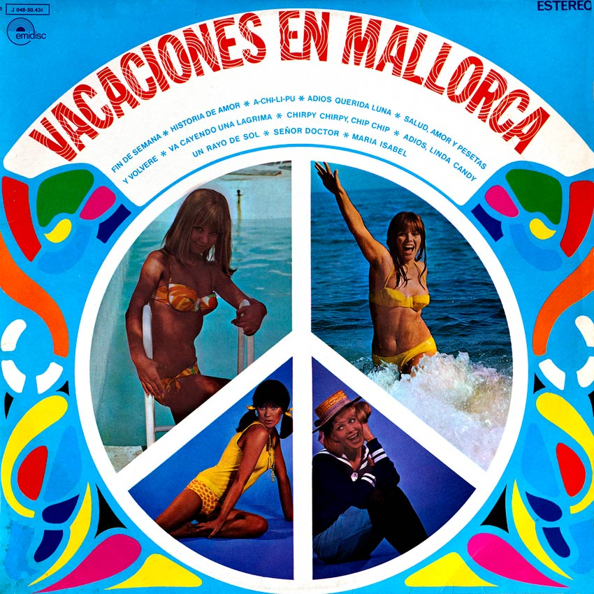 Vacaciones En Mallorca - Various Artists - includes Chirpy Chirpy Cheep Cheep