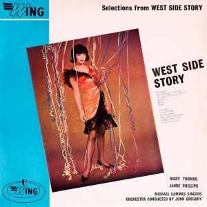 Mary Thomas, Jamie Phillips, The Michael Sammes Singers - West Side Story