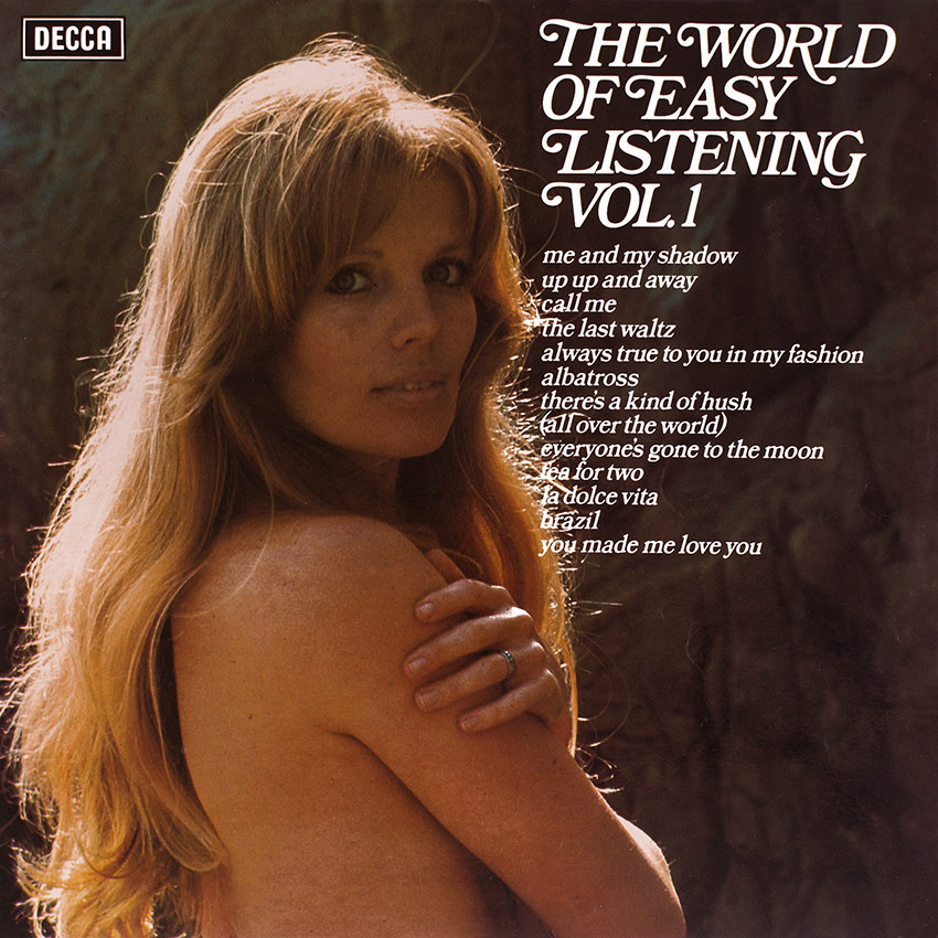 The World of Easy Listening Vol. 1 – Various Artists