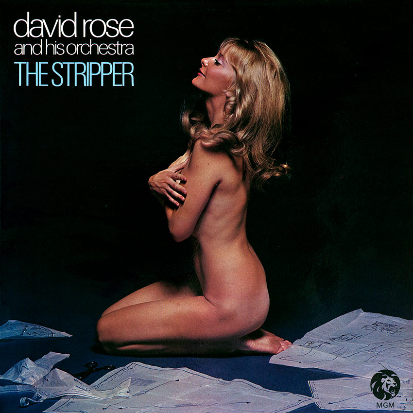 David Rose and His Orchestra - The Stripper