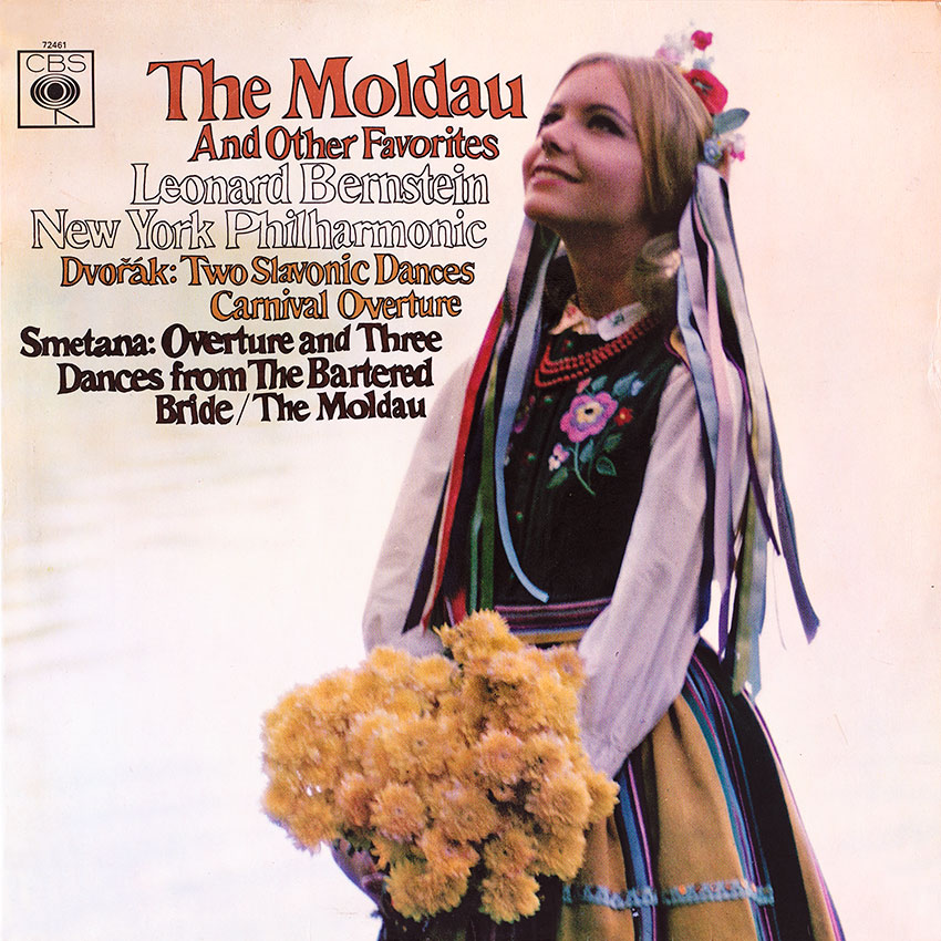Leonard Bernstein, New York Philharmonic - Dvořák/Smetana - The Moldau And Other Favorites