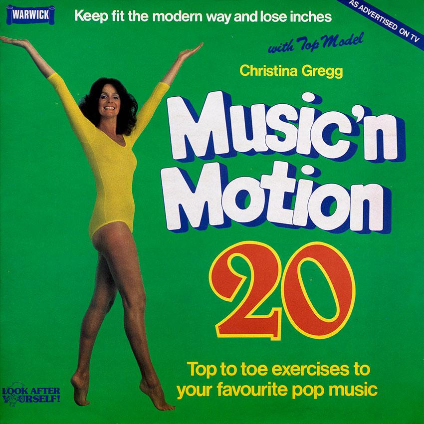 Christina Gregg - Music 'n Motion