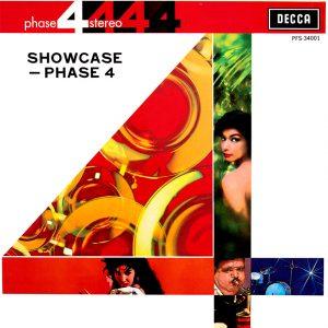 Showcase - Phase 4 - Various Artists