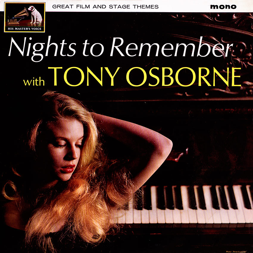 Tony Osborne - Nights To Remember With Tony Osborne: Great Film And Stage Themes