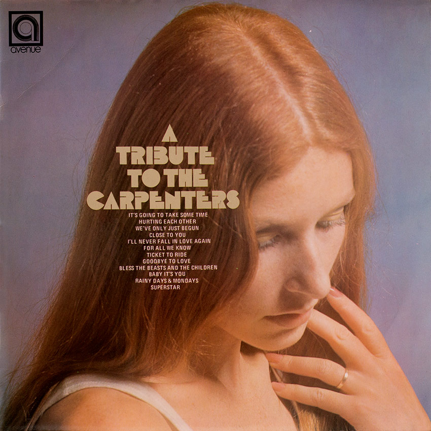 Session Singers - Tribute to The Carpenters