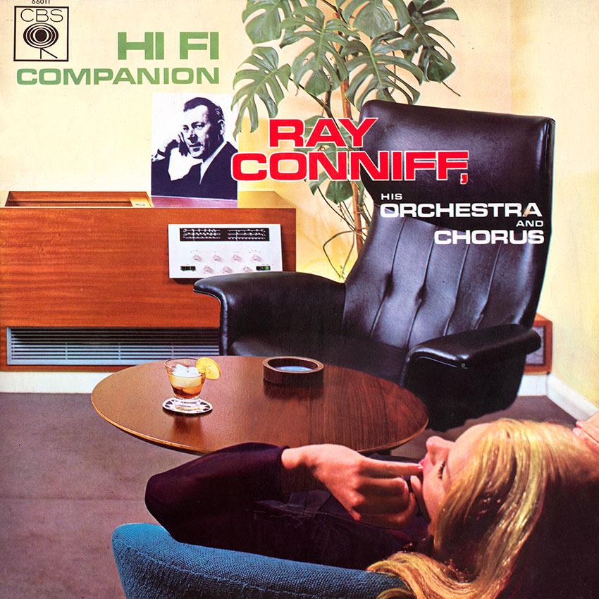 Ray Conniff His Orchestra & Chorus - HiFi Companion