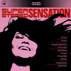 Super Stereo Sensation - Various Artists