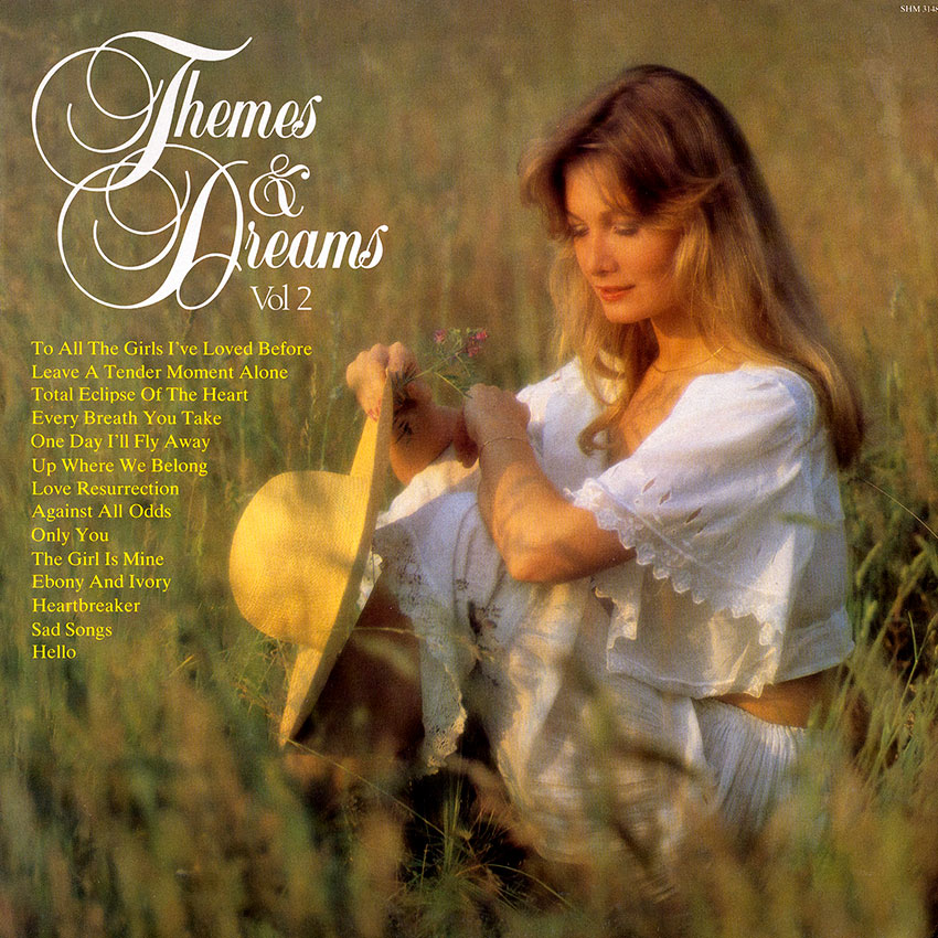 The Midnight Moods Orchestra - Themes and Dreams Vol. 2