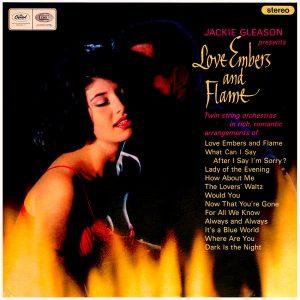 Jackie Gleeson - Love Embers and Flame