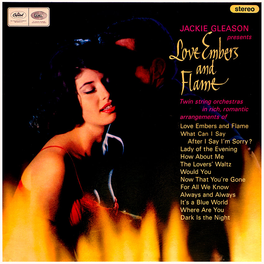 Jackie Gleeson – Love Embers and Flame